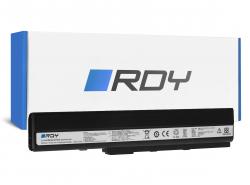 RDY Laptop Accu A32-K52 voor Asus A52 A52F A52N K42 K52 K52D K52F K52J K52JB K52JC K52JE K52JR K52N X52 X52F X52J X52N