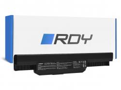RDY Laptop Accu A32-K53 voor Asus K53 K53E K53S K53SJ K53SV K53T K53U K54 X53 X53E X53S X53SV X53U X54 X54C X54H X54L