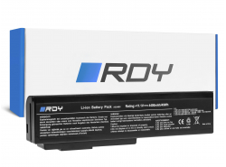 RDY Laptop Accu A32-M50 A32-N61 voor Asus G50 G51J G60 G60JX M50 M50V N53 N53J N53S N53SV N61 N61J N61JV N61V N61VG N61VN