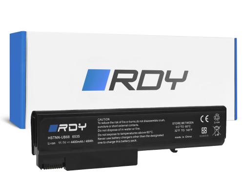 RDY Batéria TD06 TD09 pre HP EliteBook 6930p 8440p 8440w ProBook 6450b 6540b 6550b 6555b Compaq 6530b 6730b 6735b