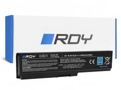 RDY Laptop Accu PA3817U-1BRS PA3818U-1BAS voor Toshiba Satellite C650 C650D C660 C660D C665 L750 L750D L755D L770 L775