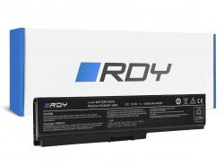 RDY Laptop Accu PA3634U-1BRS voor Toshiba Satellite A660 C650 C660 C660D L650 L650D L655 L655D L670 L670D L675 M500 U500