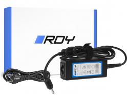 Voeding / oplader RDY 19V 2.37A 45W voor Asus R540 X200C X200M X201E X202E Vivobook F201E S200E ZenBook UX31A UX32V