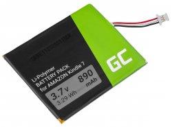 Green Cell ® -batterij 170-1032-01 voor Amazon Kindle 3 Keyboard 2010 D00901 Ebook Reader
