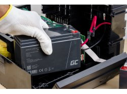 Green Cell ® Batterij AGM 4V 4Ah