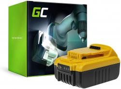 Green Cell ® Akkuwerkzeug für DeWalt DCB140 DCB141 DCB142 DCB140-XJ DCB141-XJ 14.4V 3Ah
