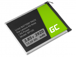 Green Cell BL270 batterij voor Lenovo K6 Note / K6 Power