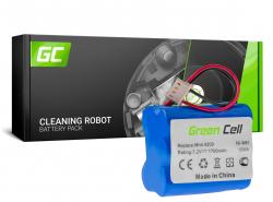 Batterij Green Cell (1.7Ah 7.2V) 4408927 11003068-00 GPRHC152M073 voor iRobot Braava / Mint 320 321 4200 4205