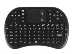 Green Cell ® Kabellose Tastatur 2.4GHz Touchpad Android Smart TV OS X PC Windows