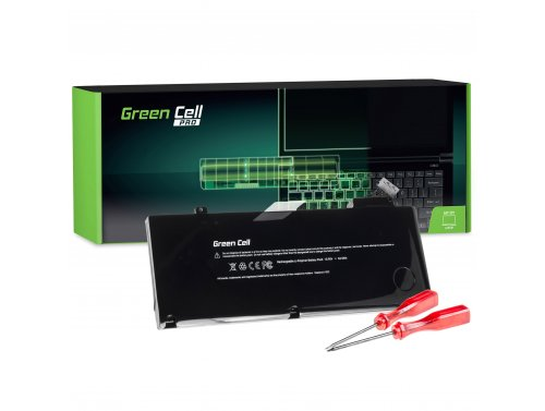 Green Cell PRO Laptop Accu A1322 voor Apple MacBook Pro 13 A1278 (Mid 2009 Mid 2010 Early 2011 Late 2011 Mid 2012)