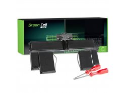 Green Cell PRO Laptop Accu A1437 voor Apple MacBook Pro 13 A1425 (Late 2012 Early 2013)